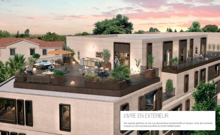 Appartements neufs Boutonnet référence 5501 : aperçu n°3