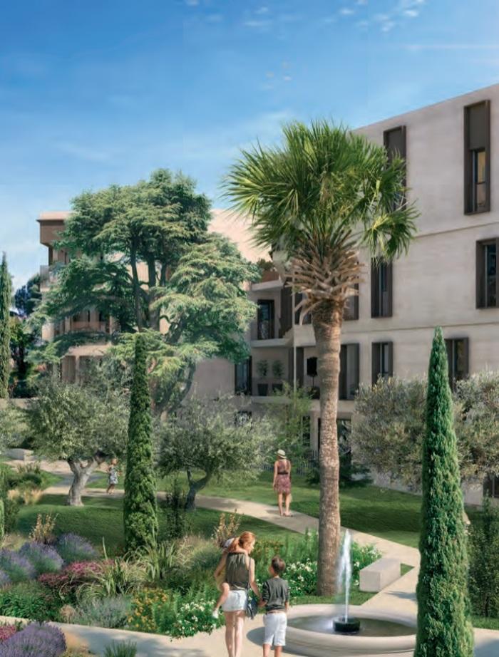 Appartements neufs Boutonnet référence 5501 : aperçu n°4