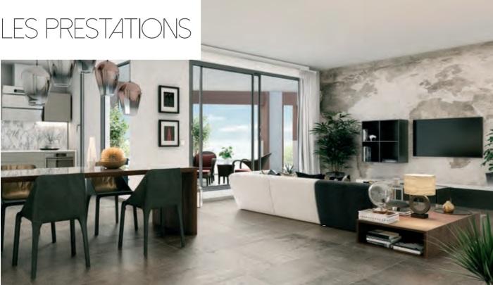 Appartements neufs Boutonnet référence 5501 : aperçu n°2