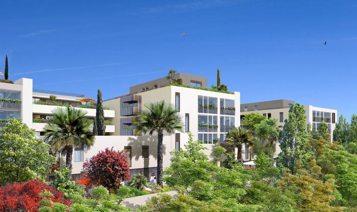 Maisons neuves et appartements neufs Castelnau-le-Lez référence 5520 : aperçu n°2