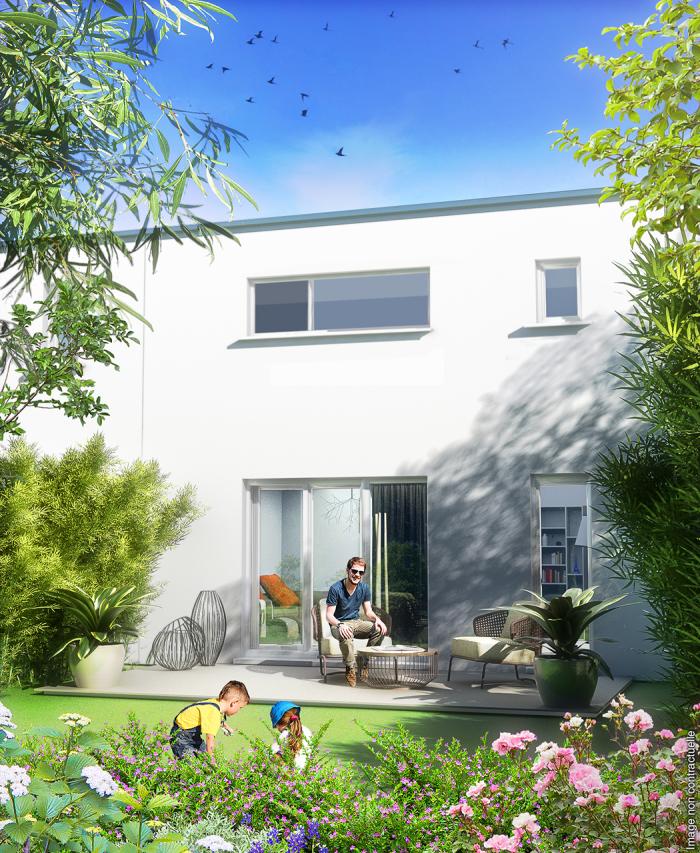 Maisons neuves et appartements neufs Castelnau-le-Lez référence 5520 : aperçu n°3