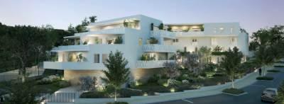 Appartements neufs Saint-Aunès référence 5525