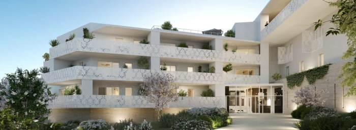 Appartements neufs Saint-Aunès référence 5525 : aperçu n°2