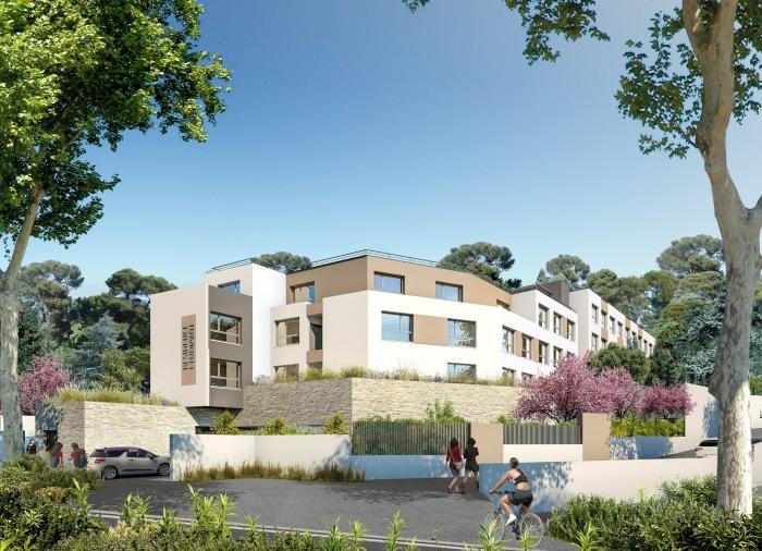 Appartements neufs Les Hôpitaux-Facultés référence 5532 : aperçu n°0