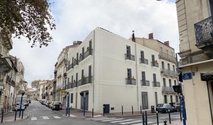 Appartements neufs Les Gares référence 5535 : aperçu n°0