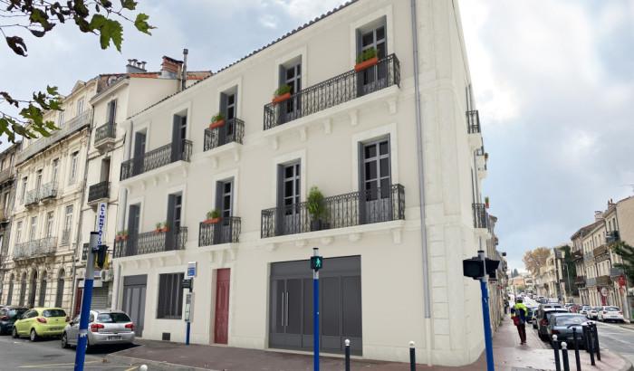 Appartements neufs Les Gares référence 5535 : aperçu n°2