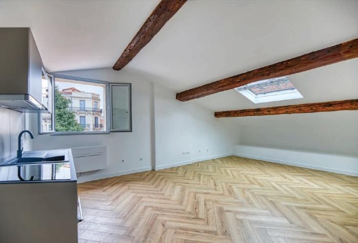 Appartements neufs Les Gares référence 5535 : aperçu n°1
