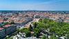 Panorama sur la ville de Montpellier