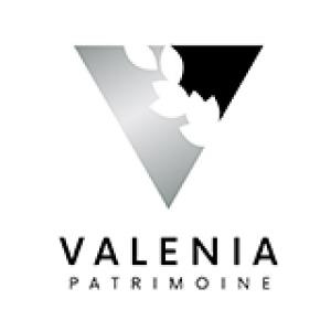 Logo du promoteur immobilier Valenia Patrimoine