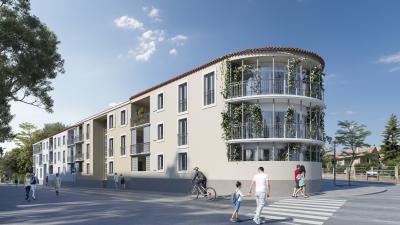 Appartements neufs Vendargues référence 5574