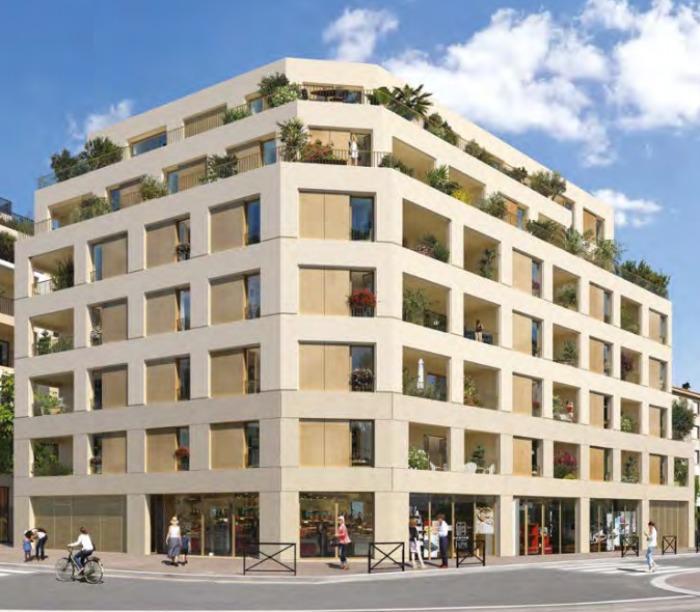 Appartements neufs Estanove référence 5584 : aperçu n°0