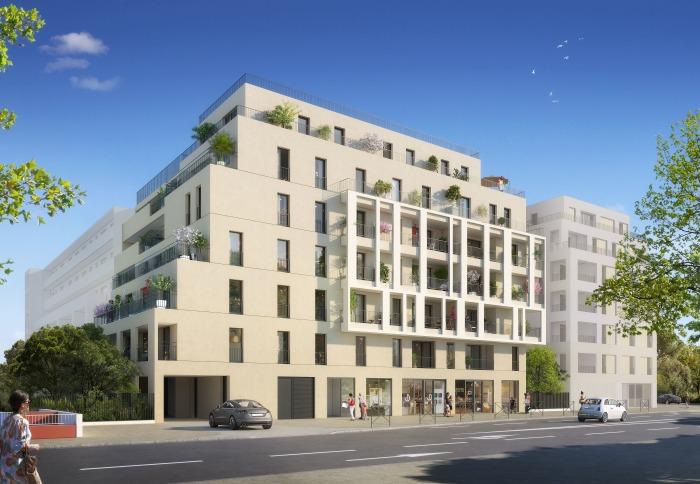 Appartements neufs Estanove référence 5598 : aperçu n°2