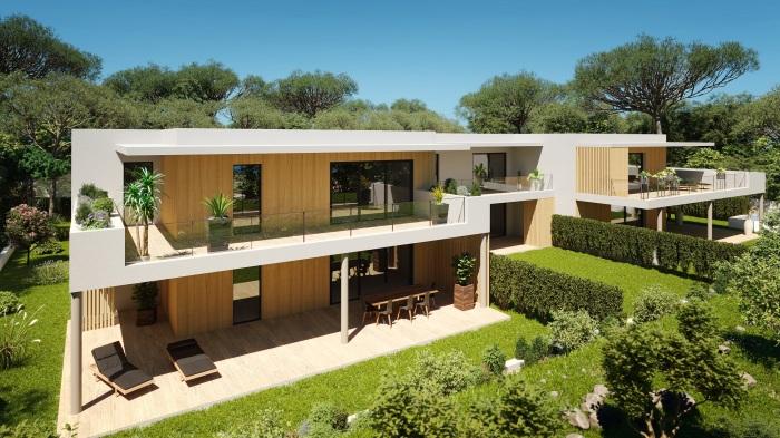 Appartements neufs Castelnau-le-Lez référence 5595 : aperçu n°0