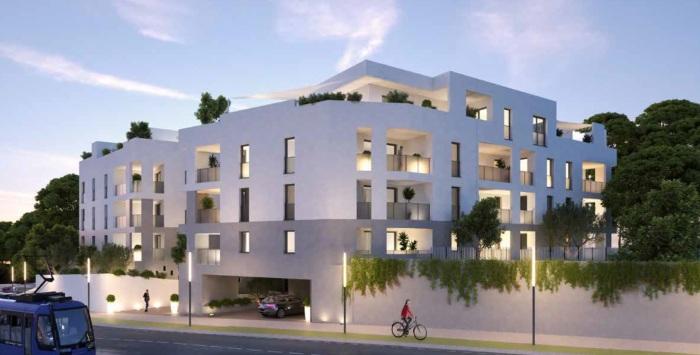 Appartements neufs Plan des 4 Seigneurs référence 5596 : aperçu n°3