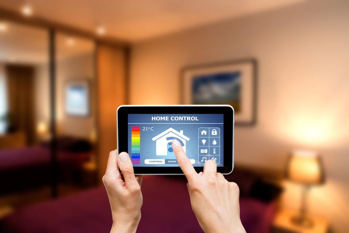 location appartement montpellier - Tablette tactile pour maison connectée