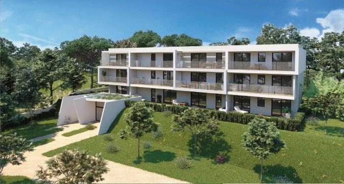 Appartements neufs Les Hôpitaux-Facultés référence 5594 : aperçu n°0