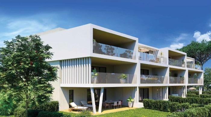 Appartements neufs Les Hôpitaux-Facultés référence 5594 : aperçu n°1