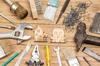 louer appartement Montpellier - Outils de réparation d'un appartement neuf