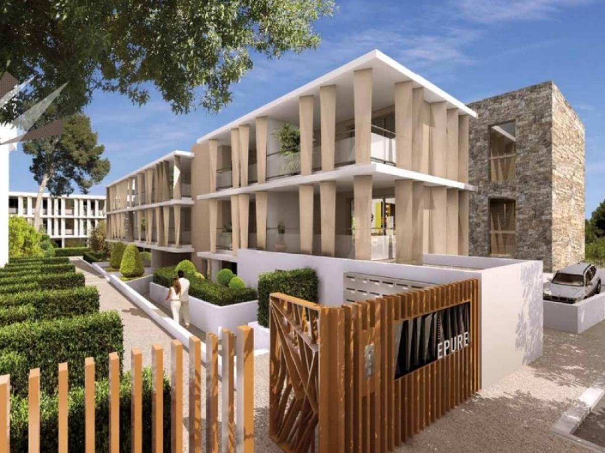 Crédit Agricole Immobilier – vue sur la résidence Epure à Saint-Jean-de-Védas