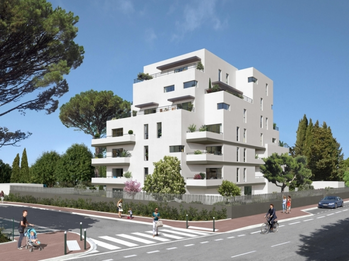 LNC – Résidence Canopée à Montpellier