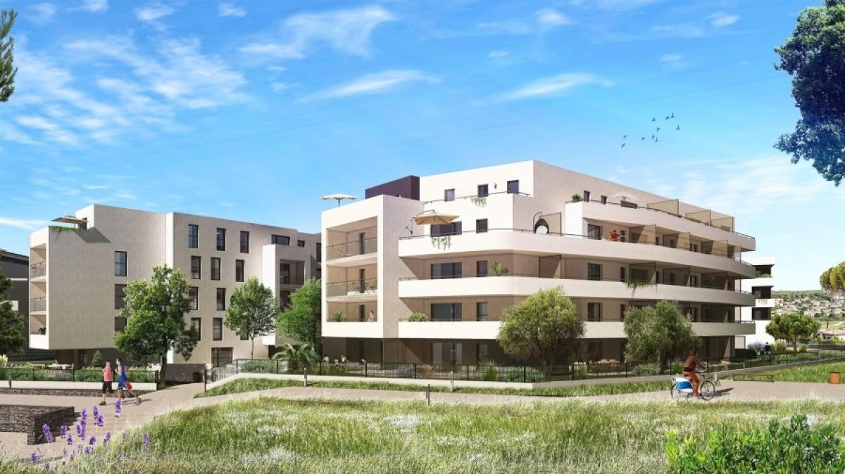 Oceanis Immobilier – Résidence Oxalis dans la commune de Juvignac
