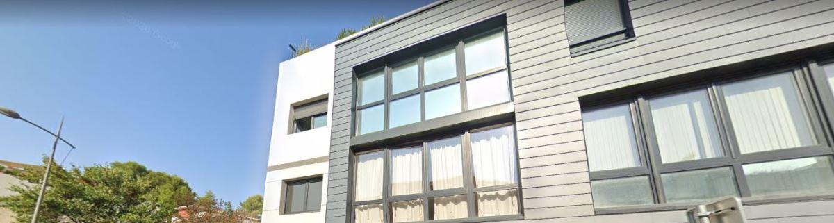 Pegase Immobilier - vue sur la résidence Bliss à Castelnau-le-Lez