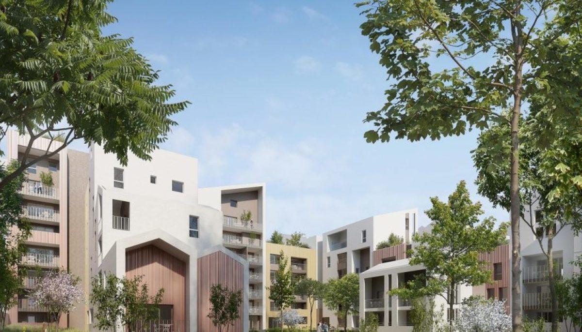Pitch Promotion – Une résidence dans le quartier Port-Marianne à Montpellier