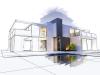 Villa 3D luxueuse