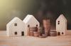 Concept d'épargne pour un achat immobilier