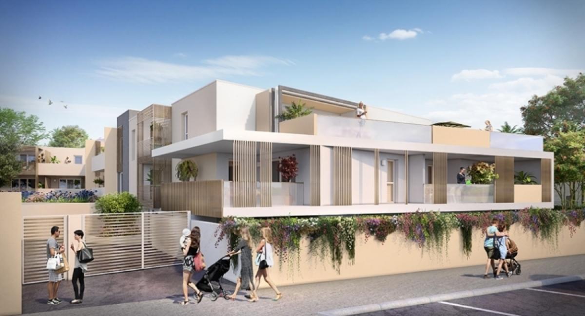 Vinci Immobilier – Résidence à Castries