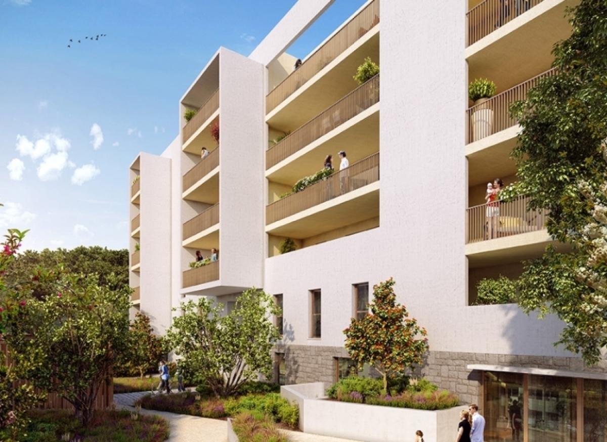 Vinci Immobilier – Résidence à Près d'Arènes