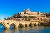 achat immobilier montpellier - Vieux pont et cathédrale Saint-Nazaire sur l'Orb à Beziers