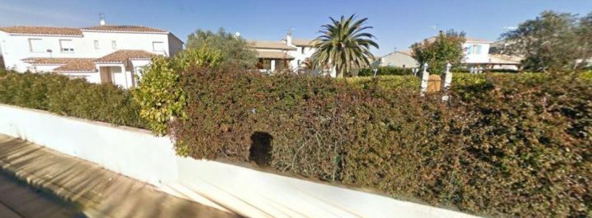 Des logements avec de beaux jardins sur la rue Vincent Scotto, Baillargues