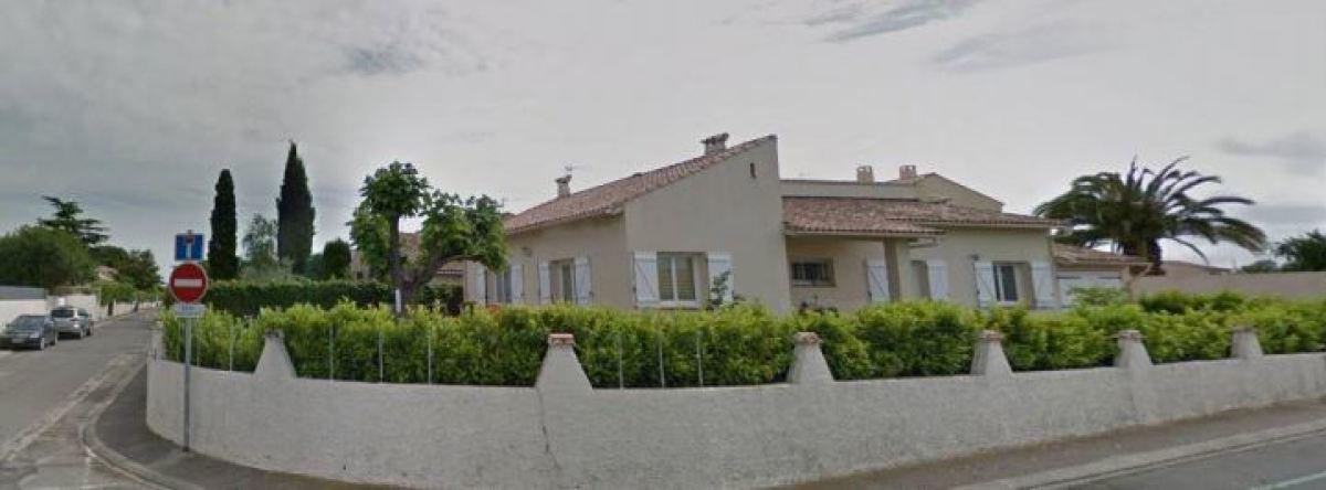 Une maison de plain-pied avec jardin à Baillargues