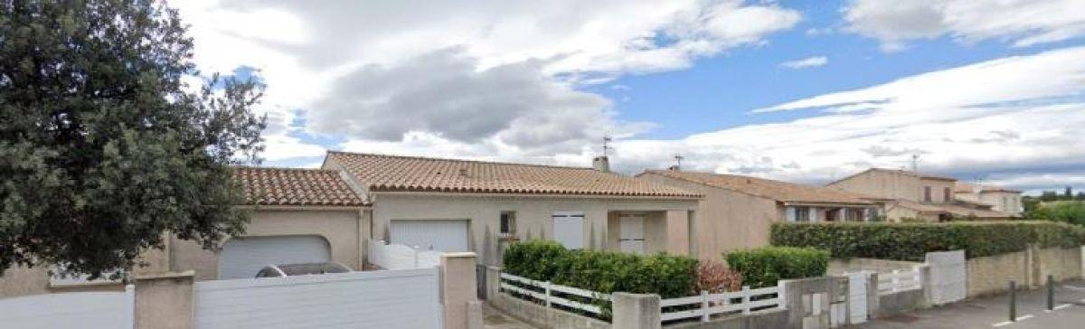 Des maisons individuelles dans un quartier résidentiel à Castelnau-le-Lez