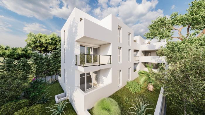 Appartements neufs Castelnau-le-Lez référence 5599 : aperçu n°0