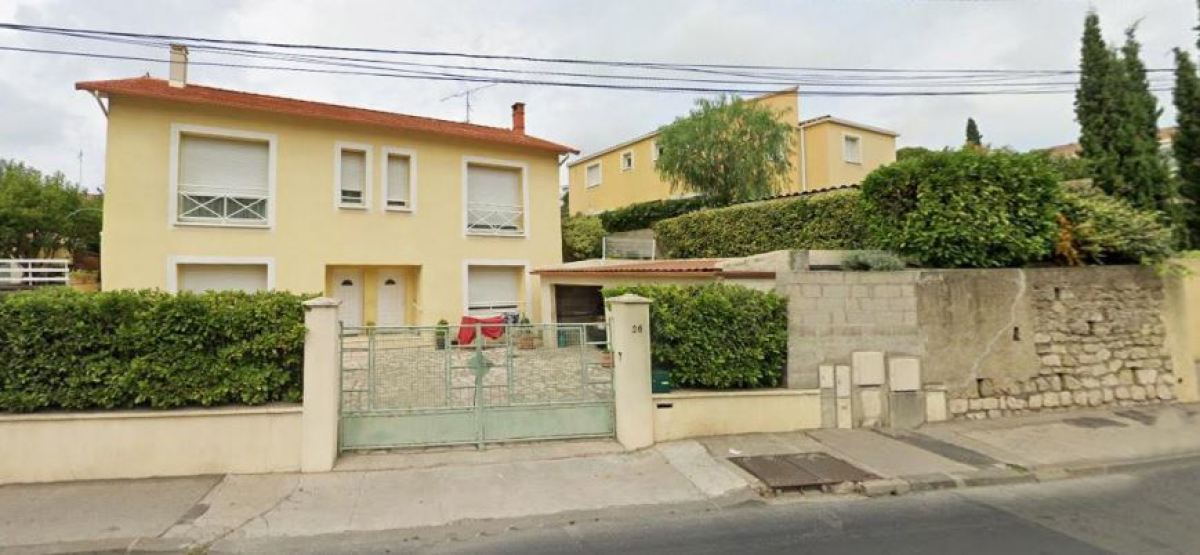 Des maisons familiales sur la route de Lavérune, à Estanove Montpellier