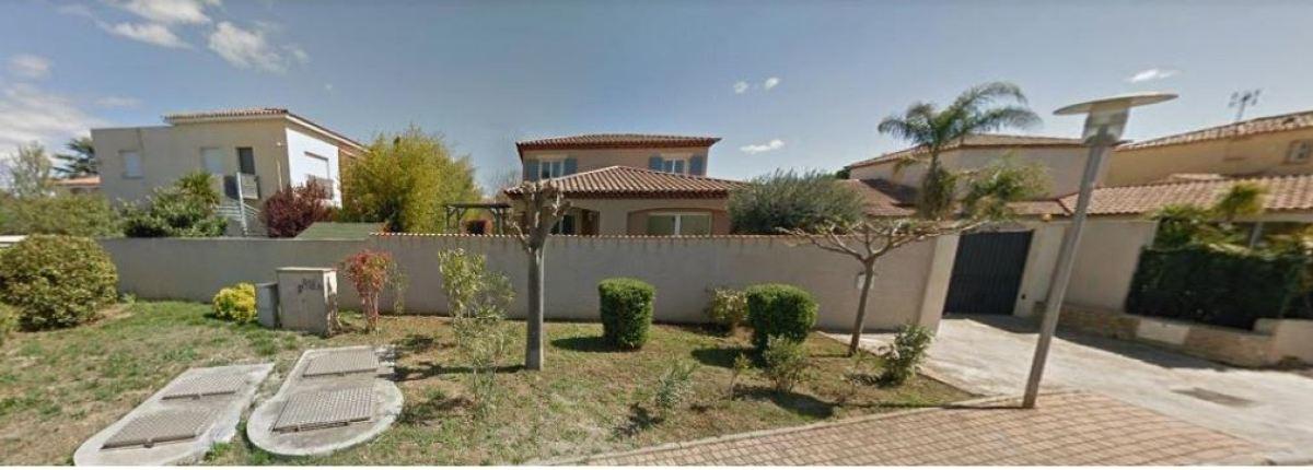 De belles maisons dans le quartier de Boirargues, à Lattes