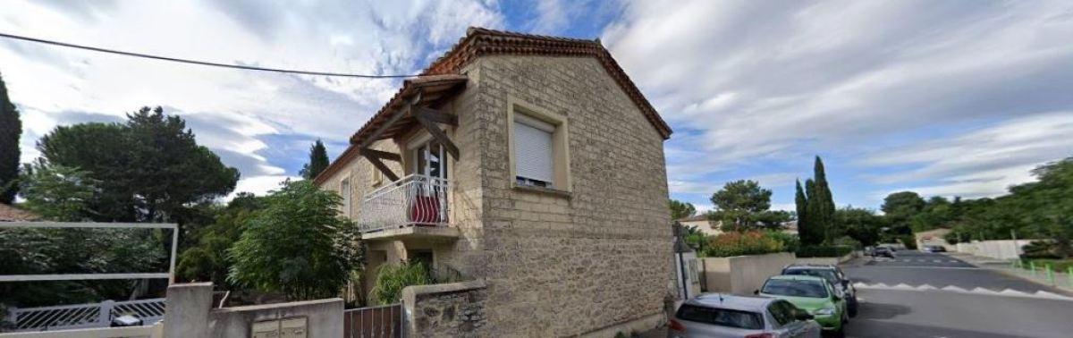 Une maison ancienne à Lattes, dans le quartier de Boirargues