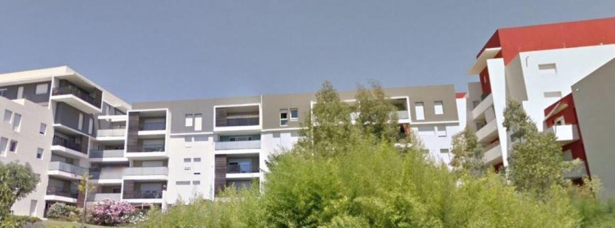 Des immeubles récents en R+4 et en R+3, impasse des Jardins d'Éden, Pas du Loup