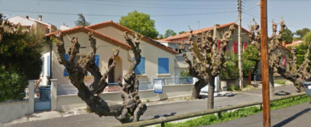 Jolies petites maisons sur la rue du Curat, dans le quartier des Beaux-Arts