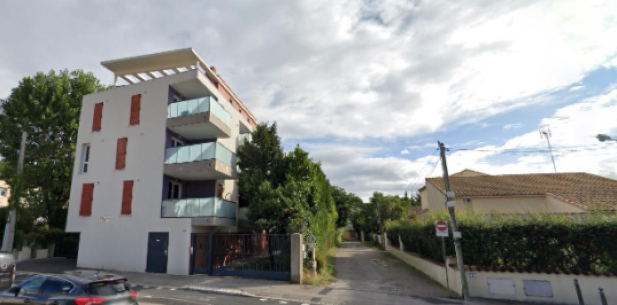 Un immeuble moderne en R+3 sur l'avenue de La Pompignane, Montpellier