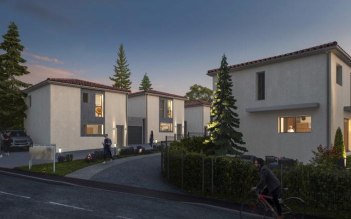 Maisons neuves Grabels référence 5613 : aperçu n°0