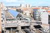 La gare de Montpellier