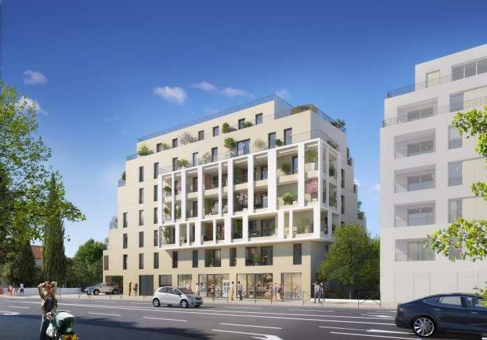 Appartements neufs Estanove référence 5598 : aperçu n°0