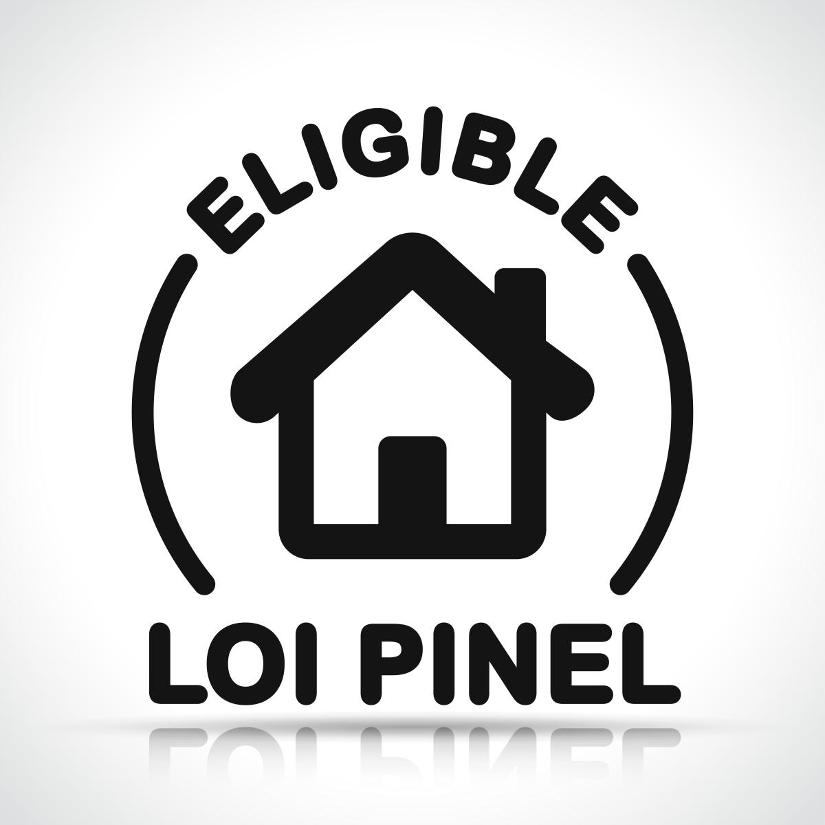 Image en noir et blanc éligible loi Pinel