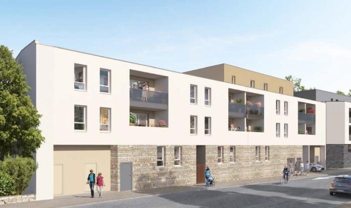 Appartements neufs Castelnau-le-Lez référence 5654 : aperçu n°0