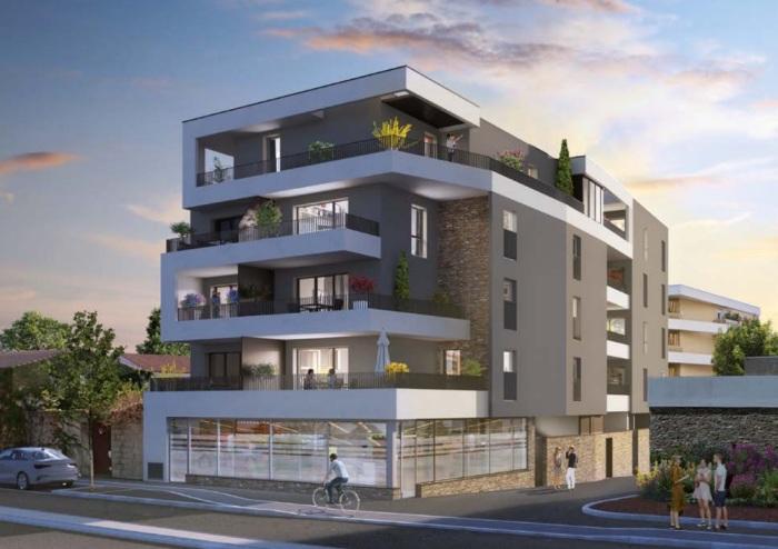 Appartements neufs Castelnau-le-Lez référence 5661 : aperçu n°0