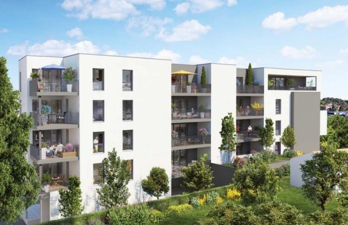 Appartements neufs Castelnau-le-Lez référence 5661 : aperçu n°2