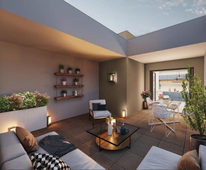 Appartements neufs Castelnau-le-Lez référence 5661 : aperçu n°1